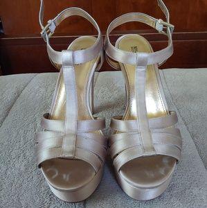 Michael Michael kors platform heels